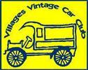 Villages Vintage Car Club Logo