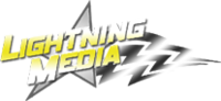 Lightning Bolt Media Logo