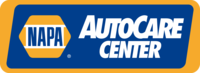 Napa Auto Service Center Logo