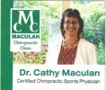 Dr. Cathy Maculan Logo