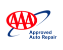 AAA Approved Auto Care Logo