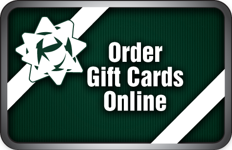 Order gift cards