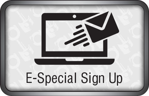 E special sign up grey piston lube