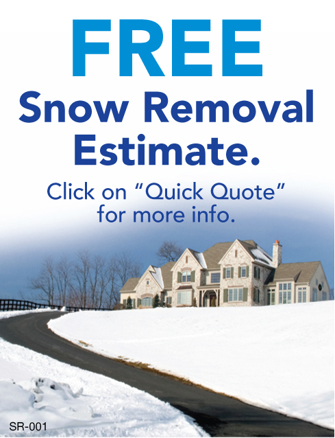 FREE Snow Removal Estimate