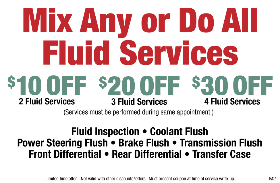 Mix Any Do All Fluid Services
