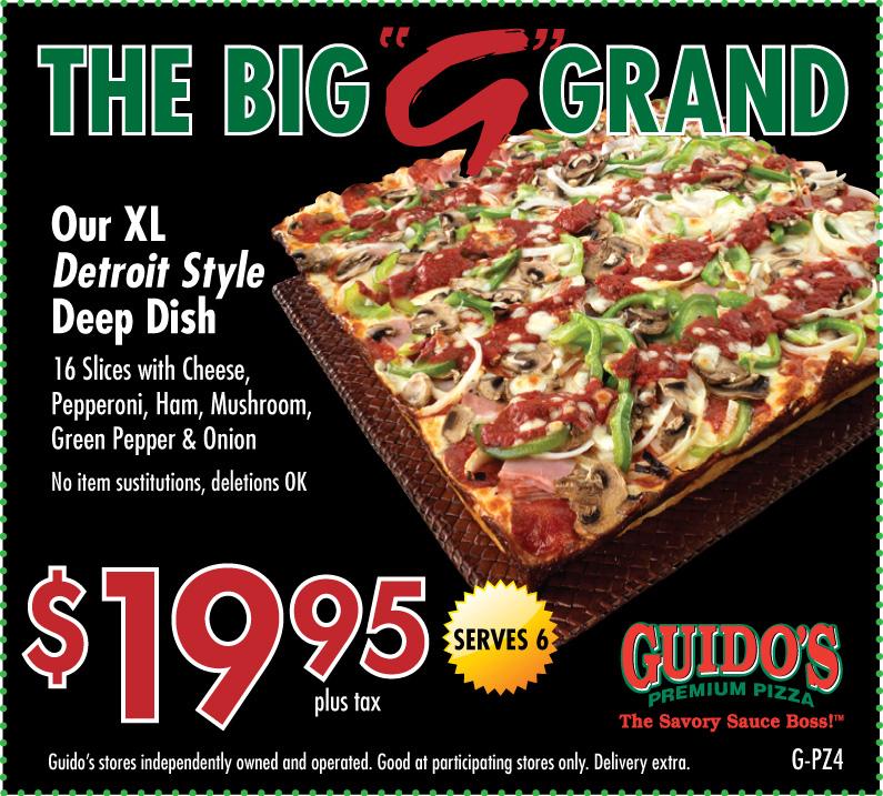 "Big ""G"" Grand $19.95"