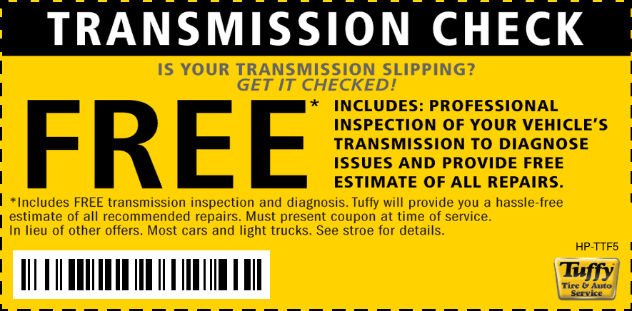 Free Transmission Check