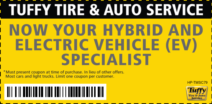 Hybrid and Electric Vehicle Specialist