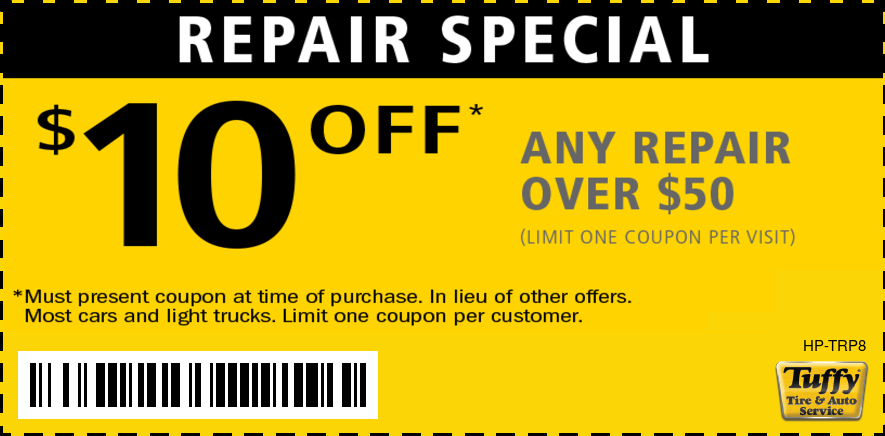$10 OFF Any Repair Over $50
