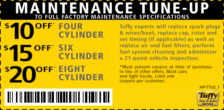 Tuffy Fletcher Tampa Florida Auto Repair Service Center