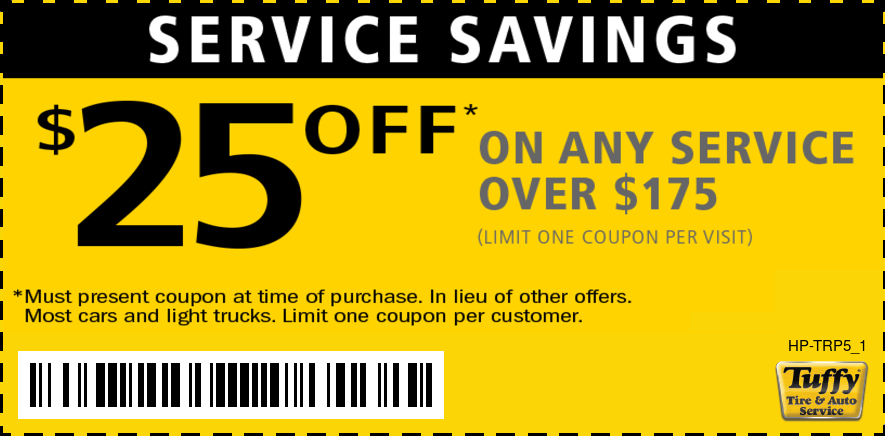 $25 OFF Any Service Over $175