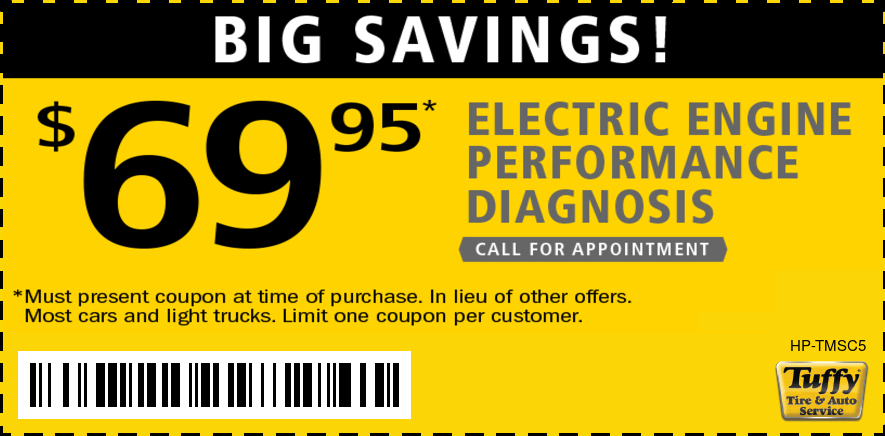 $69.95 Electronic Engine Diagnosis