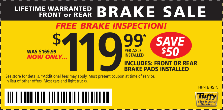brake coupons omaha