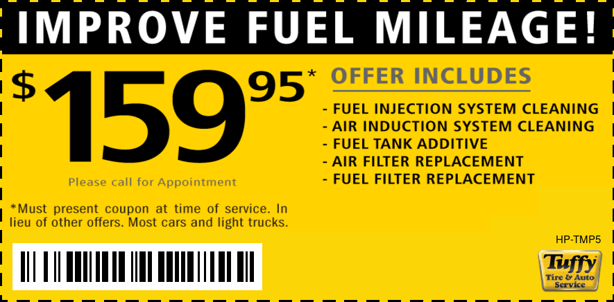 $159.95 Fuel Induction & Air Induction Cleaning