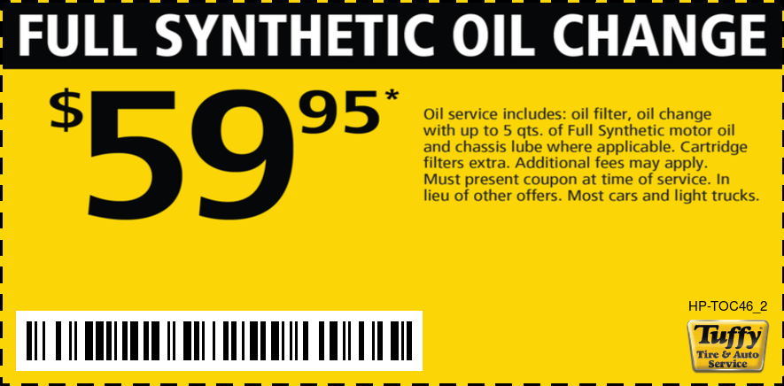 Full Synthetic LOF $59.95