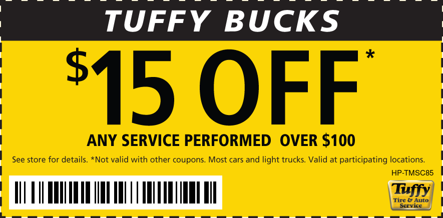 $15 Off Service Over $100