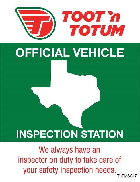 Texas inspection center cp