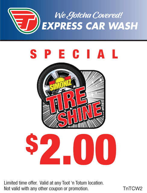 Simoniz Tire Shine $2