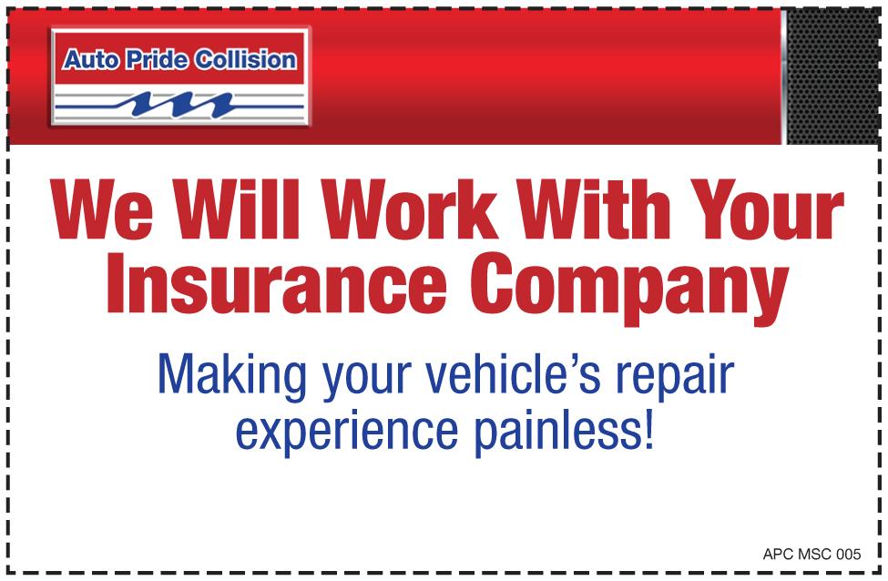 Auto Pride Insurance Claim