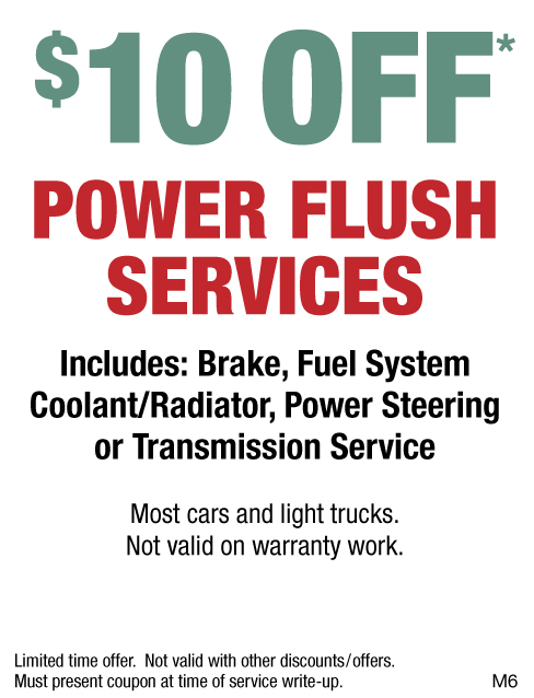 Power Flush Services $10 OFF