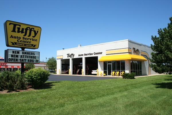 Tuffy Auto Full Service Auto Repair Center Loves Park, Illinois