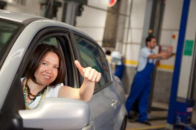 Skilled Automotive Technician