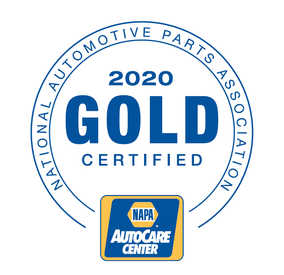 NAPA Gold Certified Shop