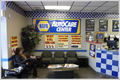 Napa Auto Care Center Farmington Hills, Michigan