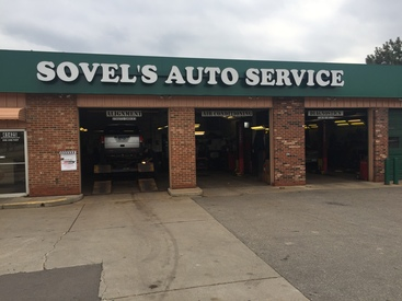 Sovel's Auto Service Center Certified Technicians Novi, Michigan