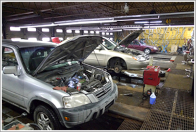 Dynamic Car Care Repair Facility Farmington, Michigan