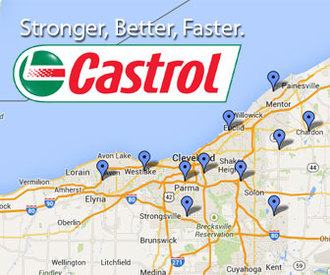 10 locations to better serve you...Oil change deals.