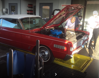 Oil Change Macon GA