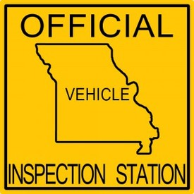 Official Missouri Vehicle Inspection Station