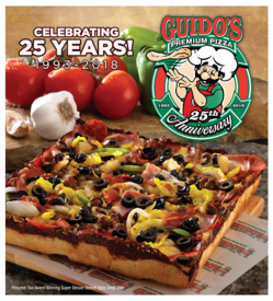 Guido's Pizza Shelby