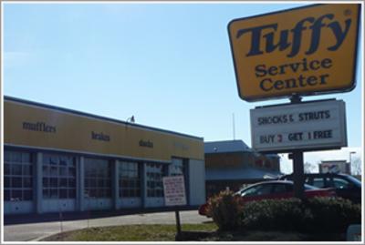 Tuffy Auto Full Service Auto Repair Center Portage, Michigan