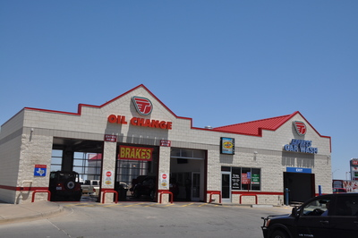 Best Oil Change in Amarillo