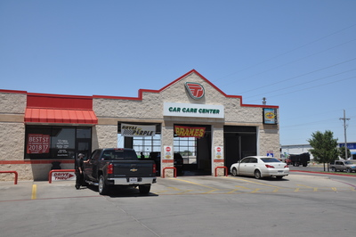 Car Wash & Lube Center Amarillo TX
