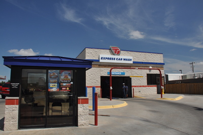 Car Wash Pampa TX