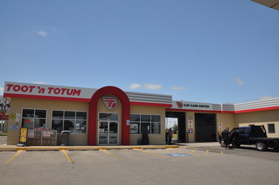 Lube Center Pampa TX
