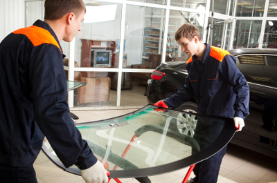 Auto Glass Repair best collision shop genesee county