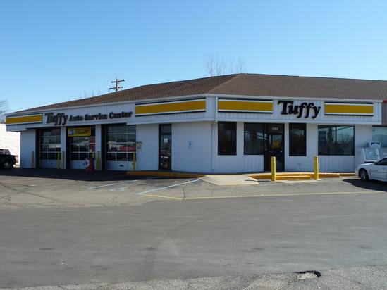 Tuffy Auto Full Service Auto Repair Center Kalamazoo, Michigan