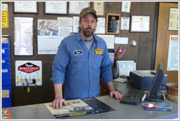 Tuffy Auto Service Center's Certified Technicians Grand Rapids, Michigan