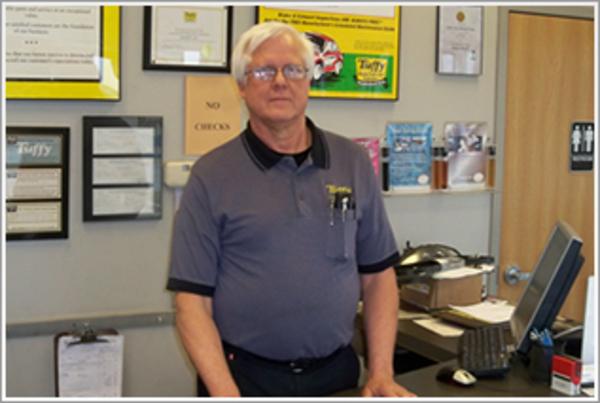 Tuffy Auto Service Center's Certified Technicians Lincoln, Nebraska
