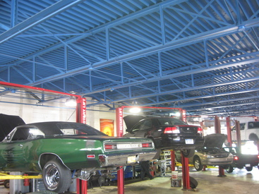 Engine Tech Center Auto Service Center Repair Facility Lincoln Park, MI