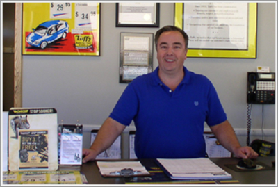 Tuffy Auto Service Center's Certified Technicians Omaha, Nebraska