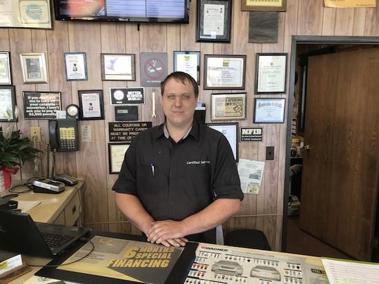 Tuffy Auto Service Center's Certified Technicians Port Huron, Michigan