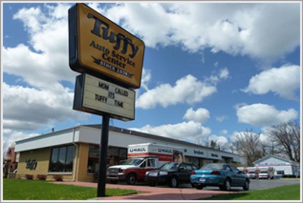Tuffy Auto Full Service Auto Repair Center Port Huron, Michigan