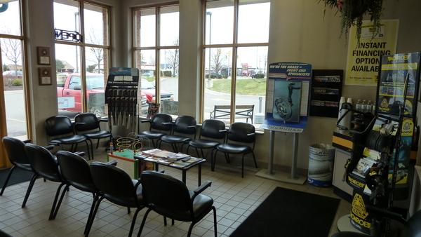 Auto Repair Fenton,Michigan Tuffy Auto Service Center