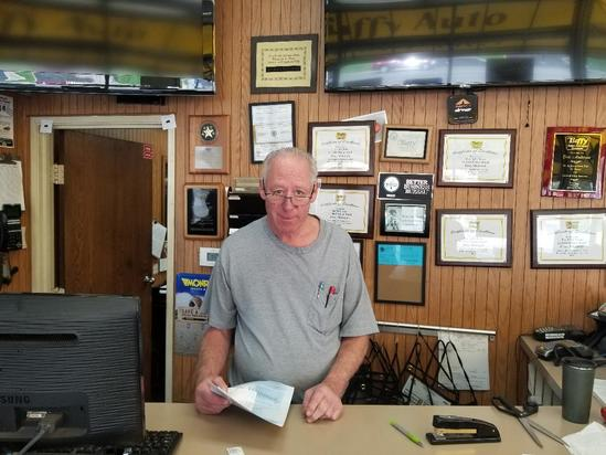 Brake Repair Flint, Michigan Tuffy Auto Service Center