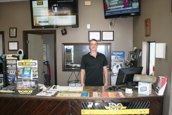 Brake Repair Clio, Tuffy Auto Service Center Clio,Michigan